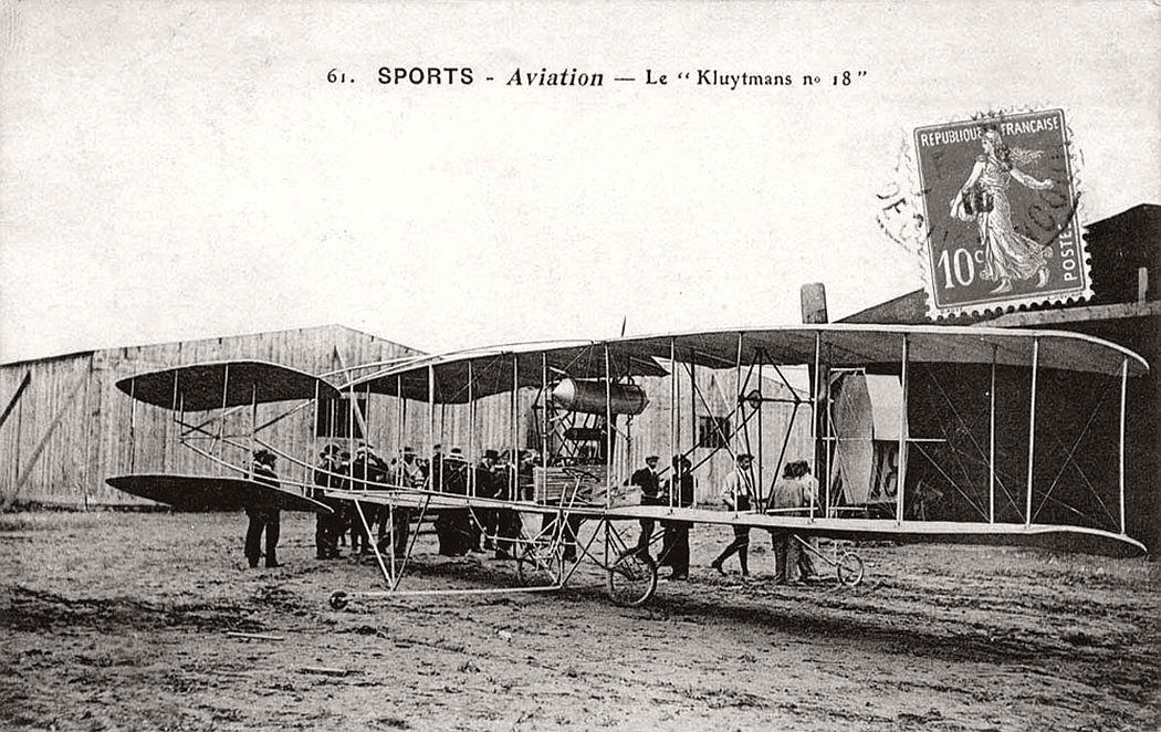Kluytmants No. 18, ca. 1909
