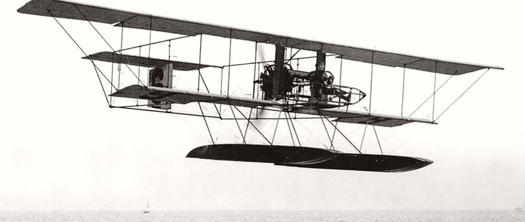 Vintage: Early XX Century Flying Machines