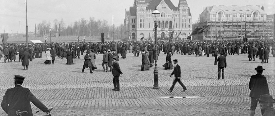 Vintage: Helsinki in the late XIX Century (1890s)