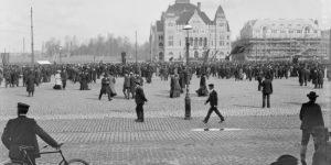 Vintage: Helsinki in the late XIX Century (1890s)
