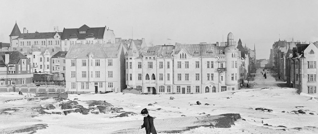 Vintage: Helsinki in the late 19th Century