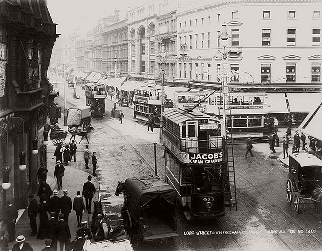Lord Street , 24 June 1908