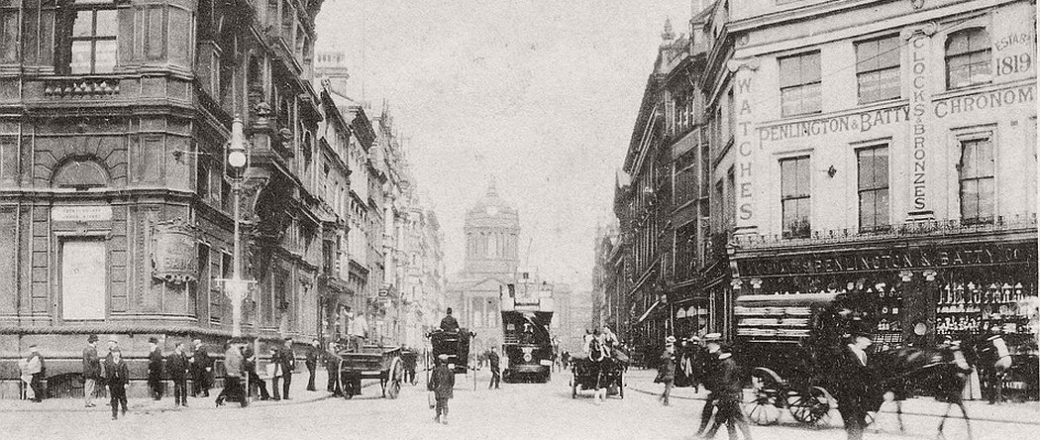 Vintage: Liverpool (early 20th century)