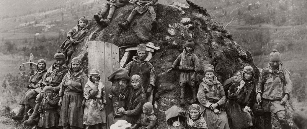 Vintage: Sami People and Arctic (1900s)
