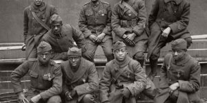 Vintage: The Harlem Hellfighters – 369th Infantry Regiment during World War I