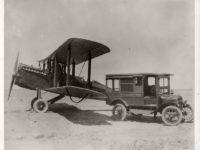 Vintage: U.S Airmail Service (1918-1927)