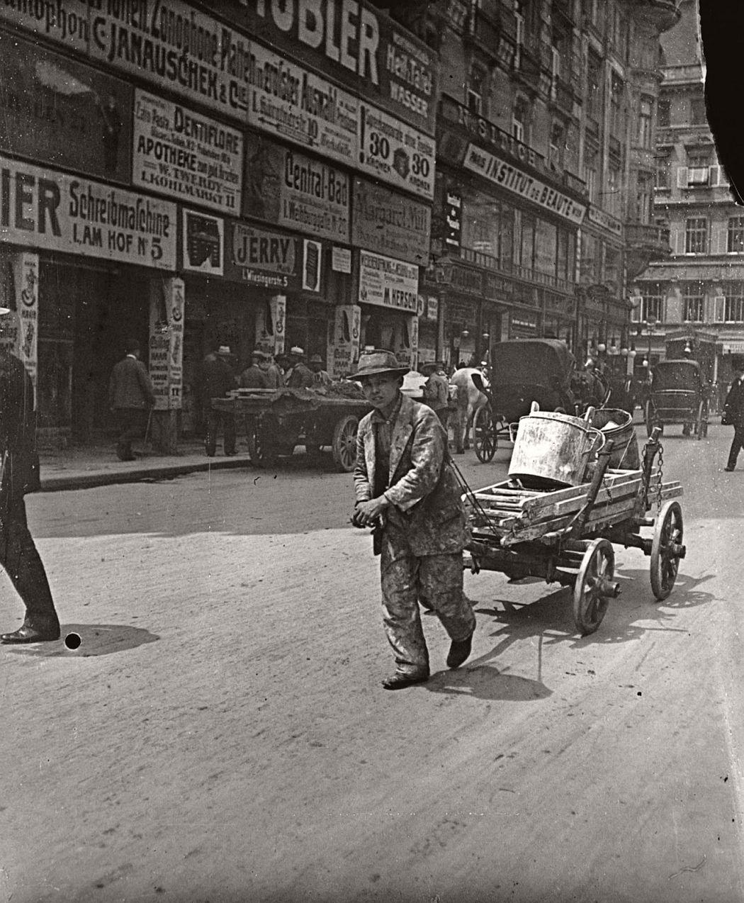 Vienna, Austria by Emil Mayer (1900s-1910s)