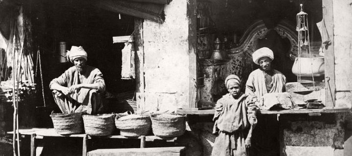 Vintage: Everyday Life of Cairo in the 19th Century (1860s-1880s)
