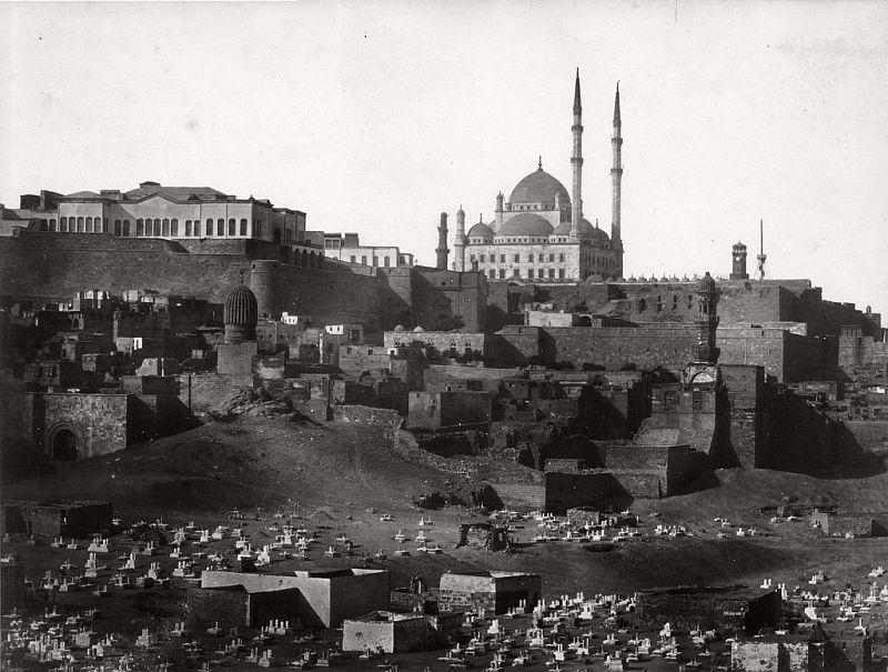 Cairo, 1865