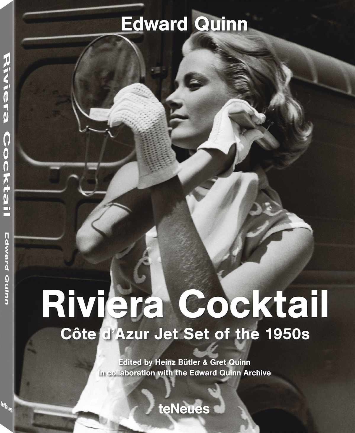 Edward Quinn: Riviera Cocktail