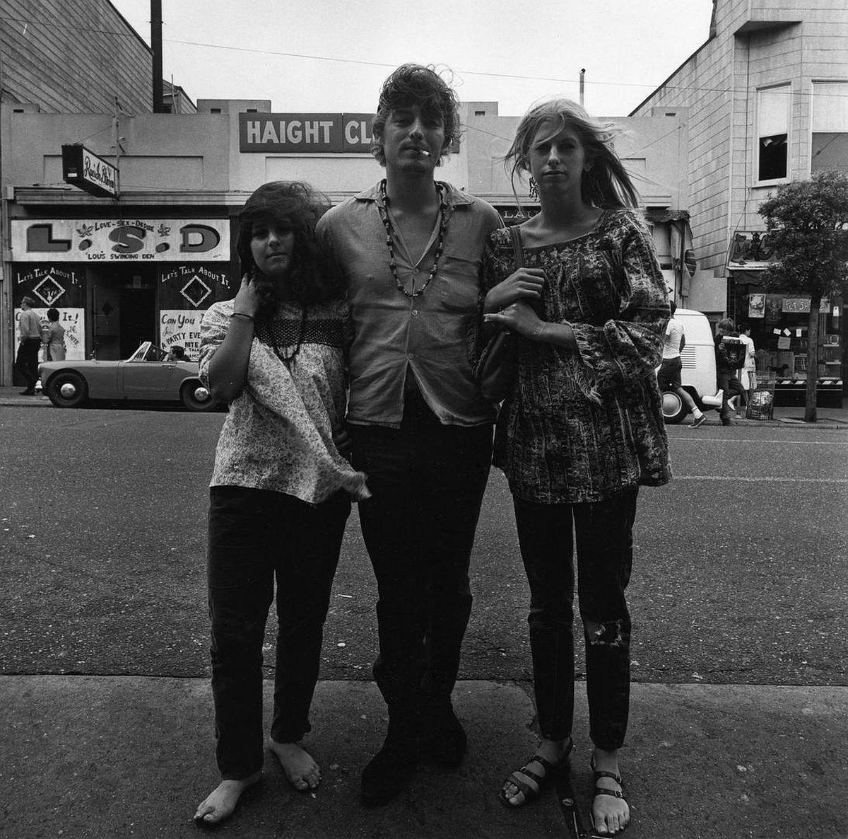 Haight Ashbury 1968
