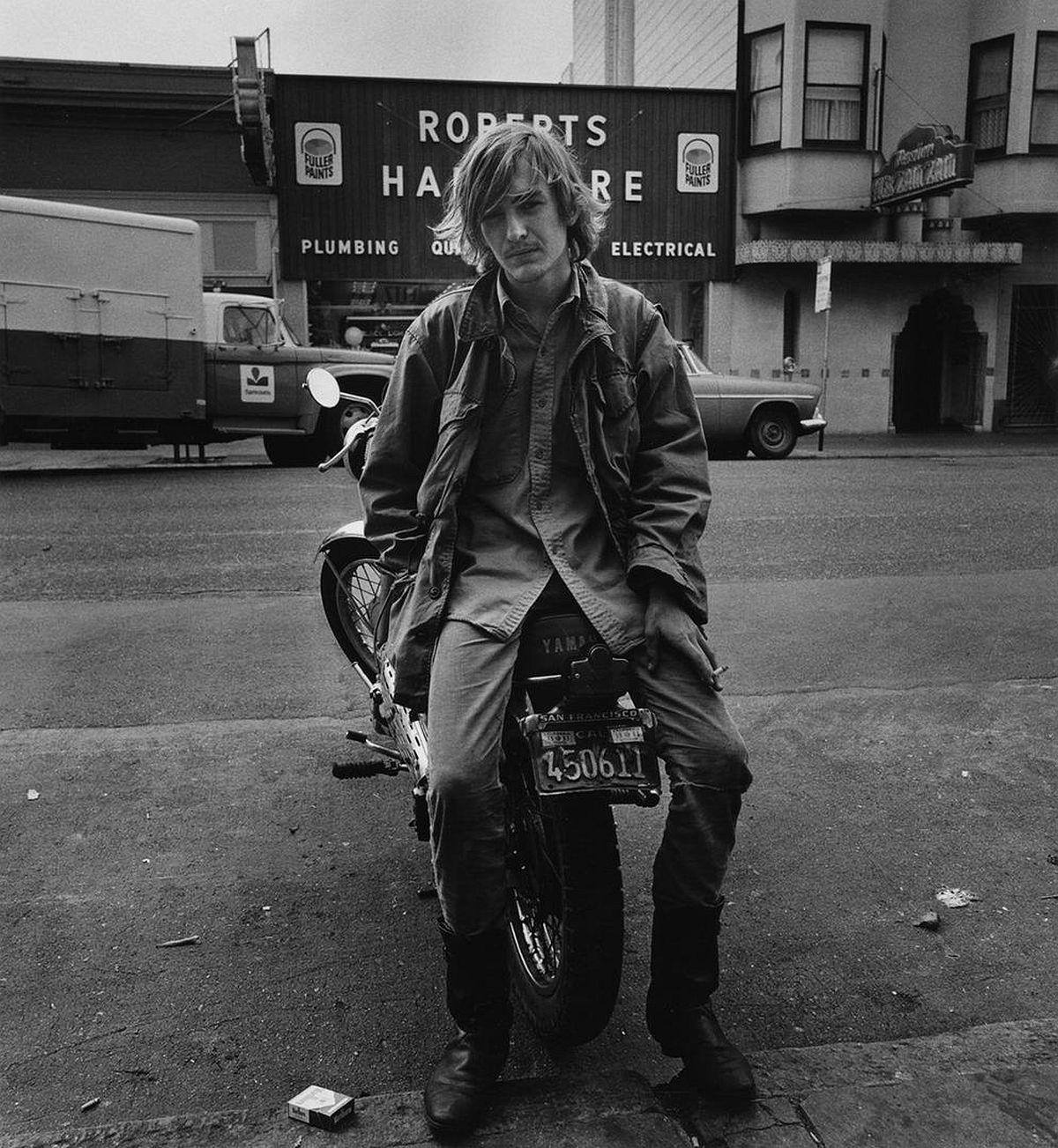 Rodney, Haight Ashbury 1968