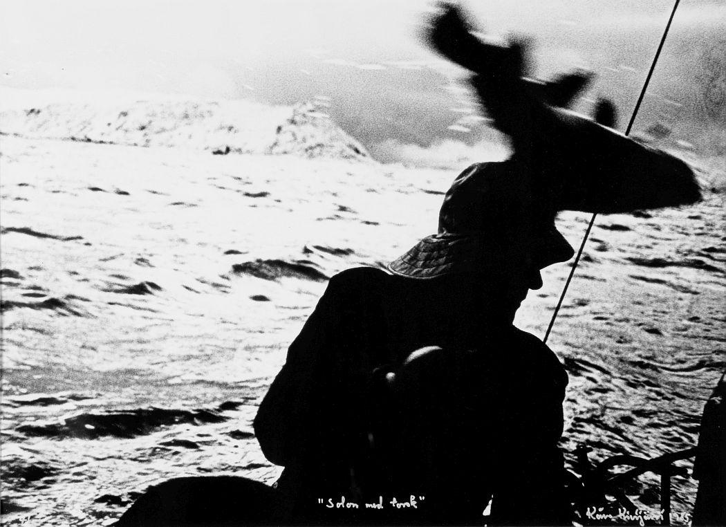Kåre Kivijärvi, Solon med torsk (Solon with cod), 1965
