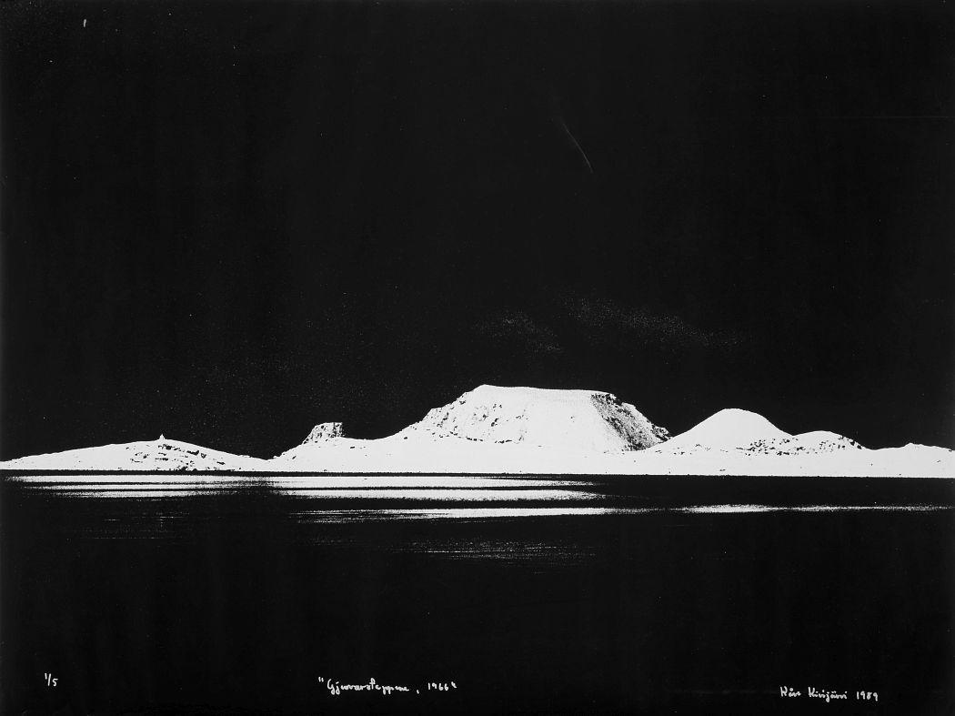 Kåre Kivijärvi, Verdens ende/Grense/Stappene/Gjesvaerstappene (Worlds End/Border), 1965