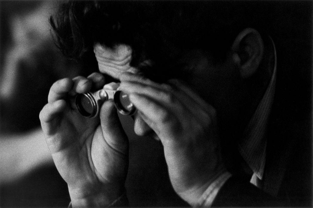 Marc Riboud, Championnat du monde d'échecs, Moscou, 1960  Marc Riboud