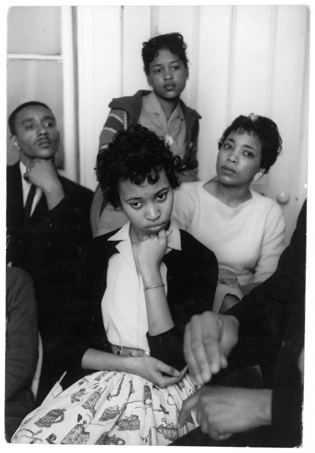 Eve Arnold, Institut pour la non-violence, Virginie, 1960  Eve Arnold/Magnum Photos