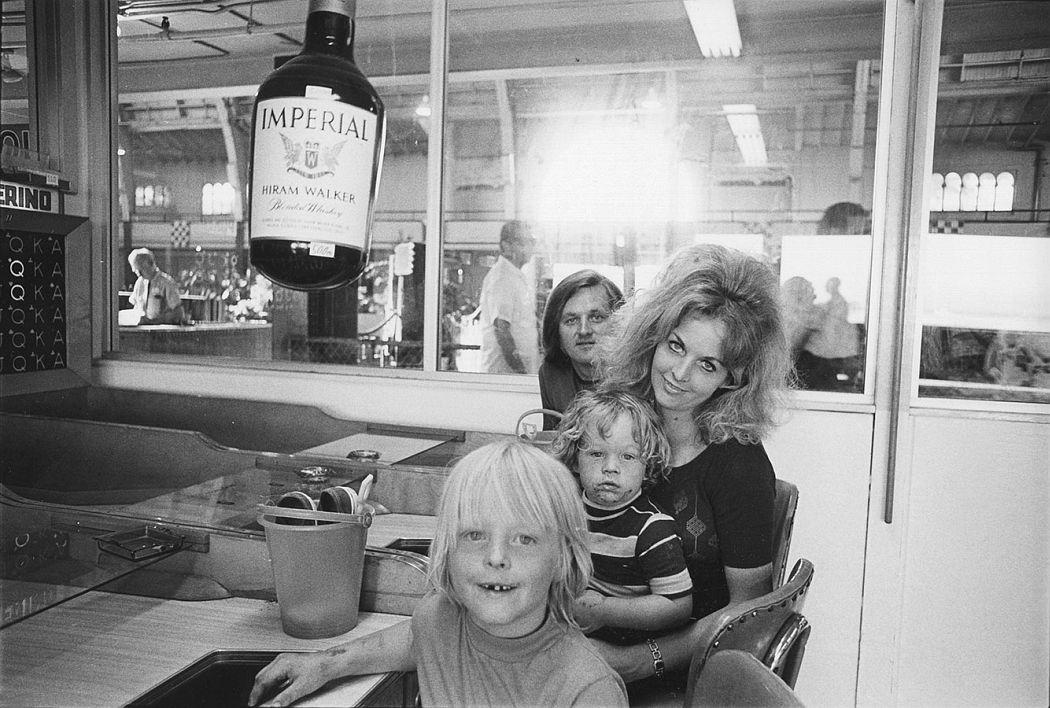 Mike Mandel, The Boardwalk Series, 1974