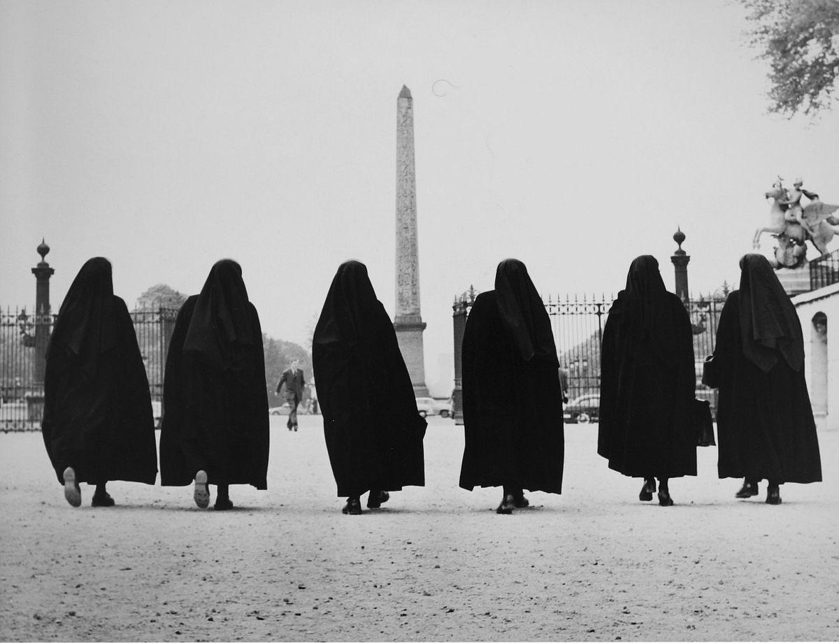Place de la Concorde, Paris, 1957, © Neil Libbert