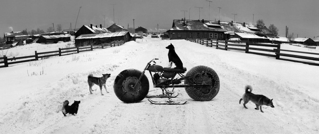 Pentti Sammallahti: Warm Regards