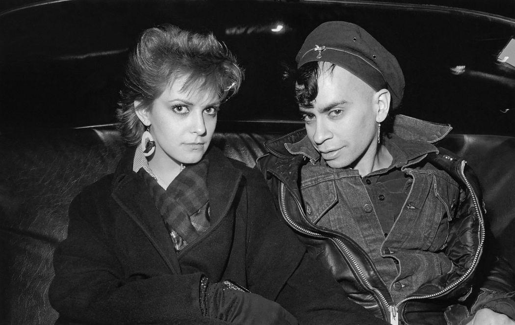 Passengers. New York. 1983