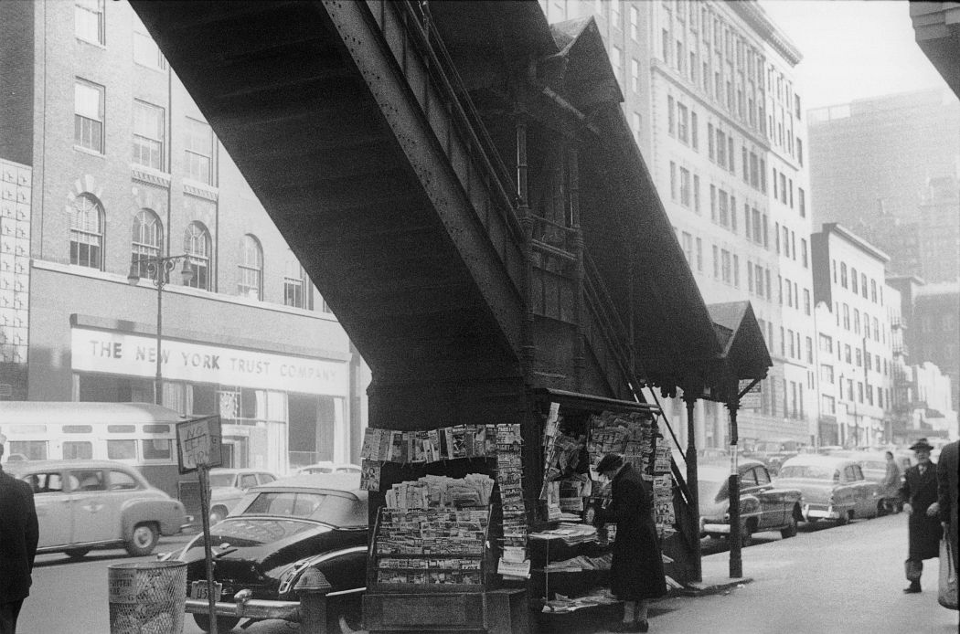 Southeast corner of 42nd Street