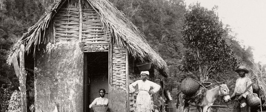 Vintage: Everyday Life in Jamaica (1890s)