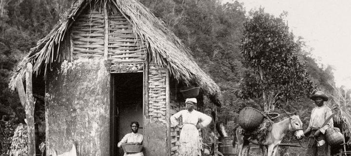 Vintage: Everyday Life in Jamaica (1890s)