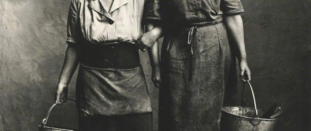 Irving Penn: 1950