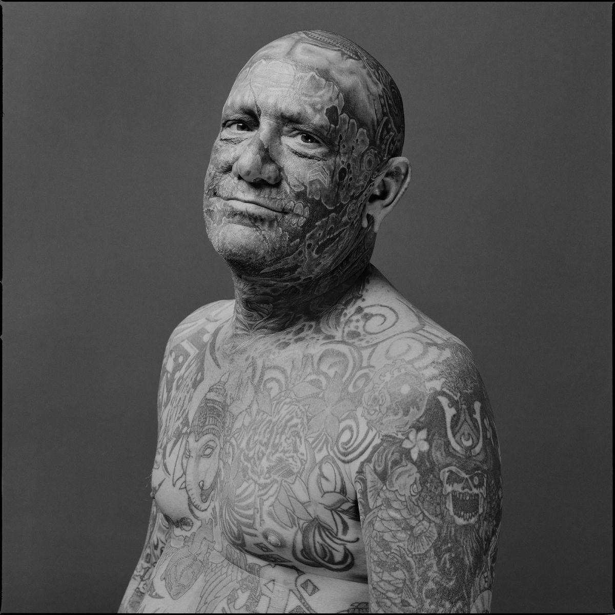 © Mark Perrott: Ancient Ink