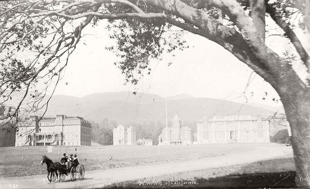 University of California, ca. 1900