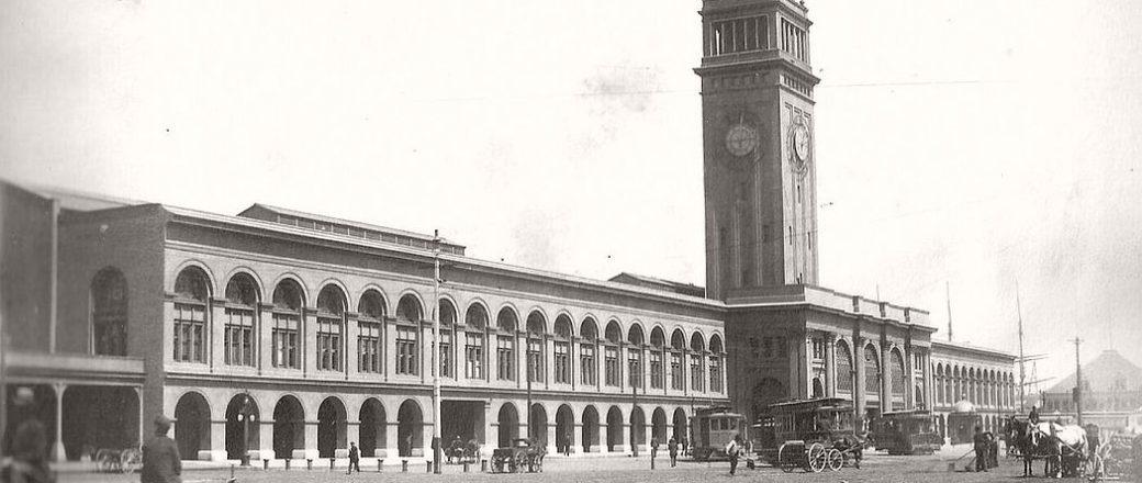 Vintage: San Francisco Before the Quake (1900s)