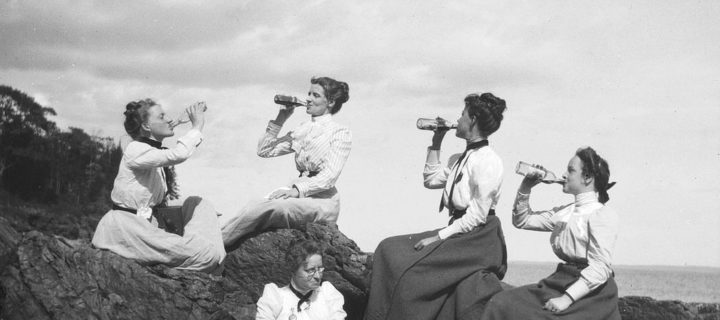Vintage: Women's Styles of Maine from the Late 19th Century