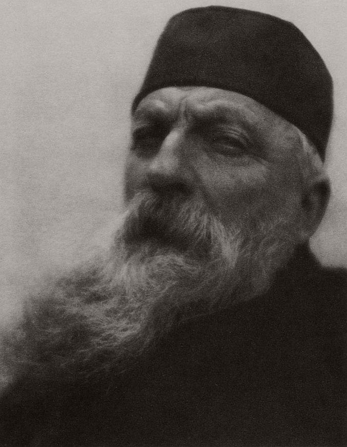 Rodin, 1908.
