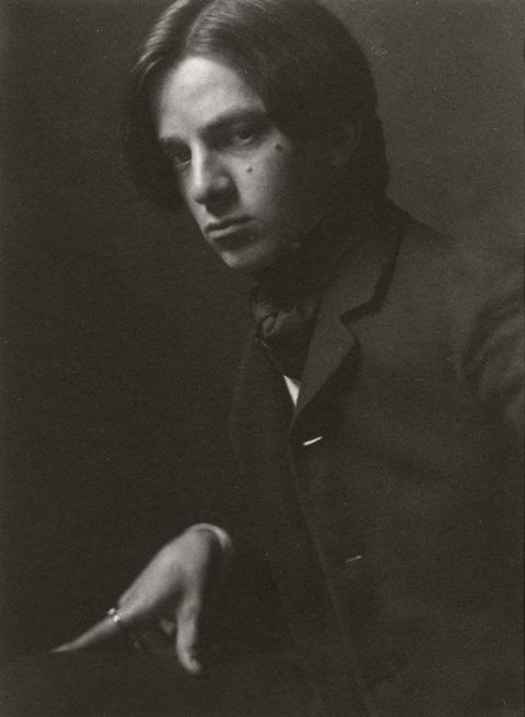 Biography: Portrait photographer Alvin Langdon Coburn