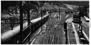 In Treno Verso l'Europa. Gabriele Basilico