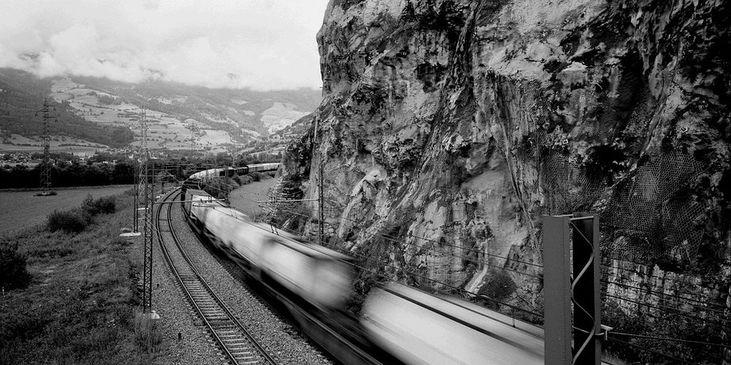 Gabriele Basilico  Brennero's Pass - Trentino Alto Adige, Italy, 2017