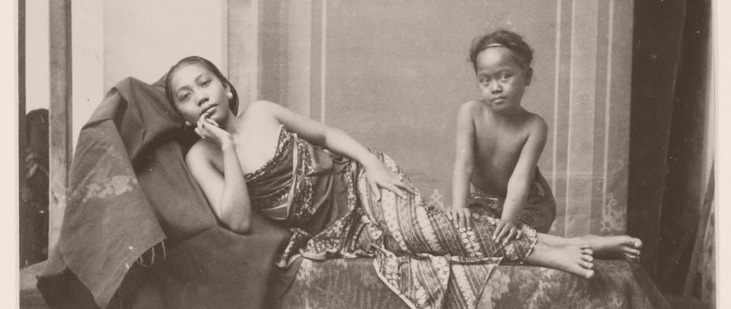 Biography: 19th Century Javanese photographer Kassian Cephas
