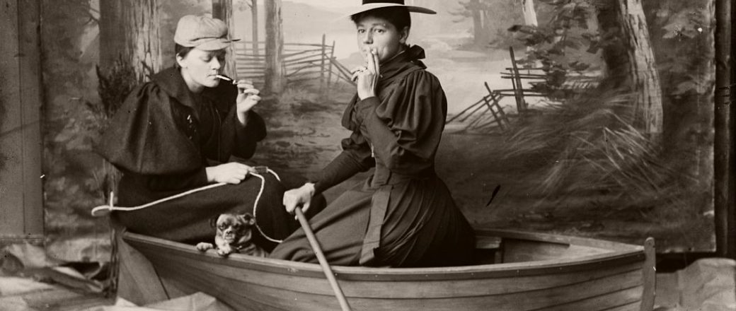 Biography: 19th Century Gender photographers Marie Høeg and Bolette Berg