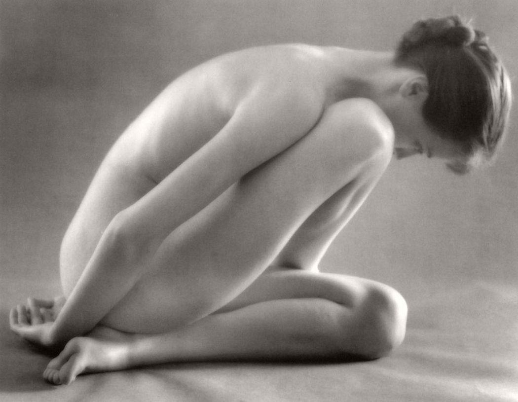 Ruth Bernhard  Joan Folding, 1962