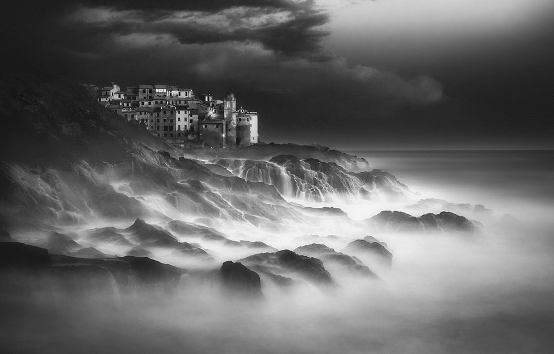 Paolo Lazzarotti: Poseido Rough Voice / 1st Place in Landscapes (Series)