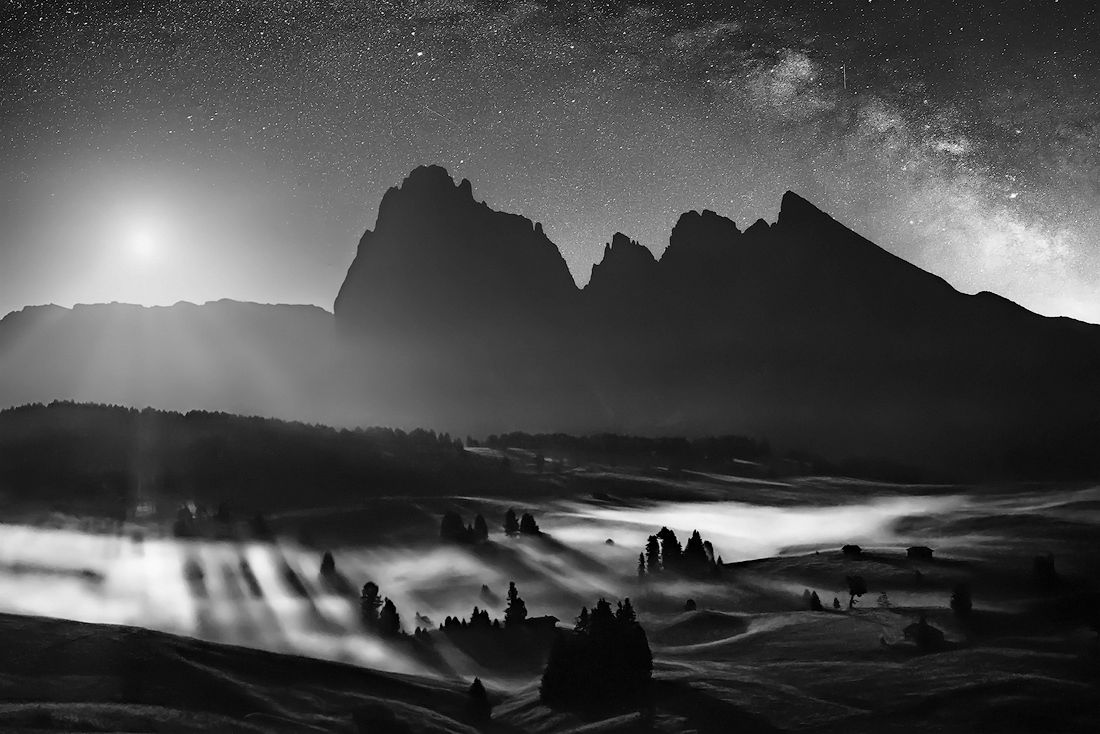 Isabella Tabacchi: The Magic of the Night / 1st Place in Landscapes (Single)