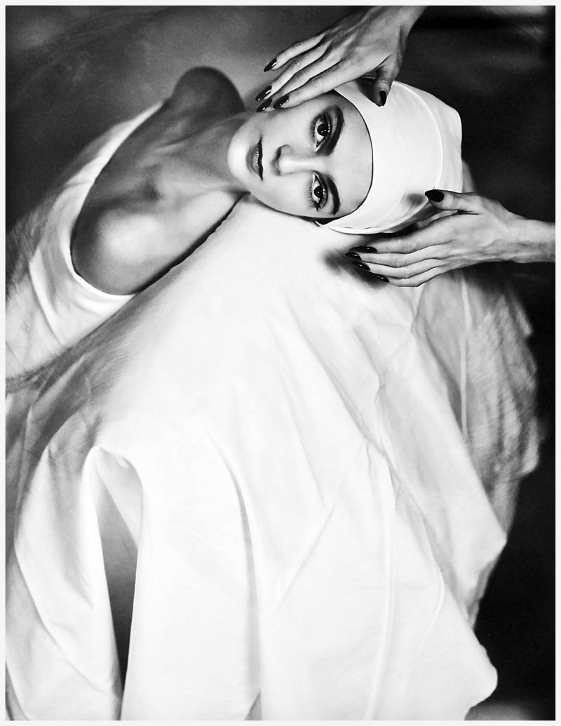 Horst P. Horst, Carmen Face Massage