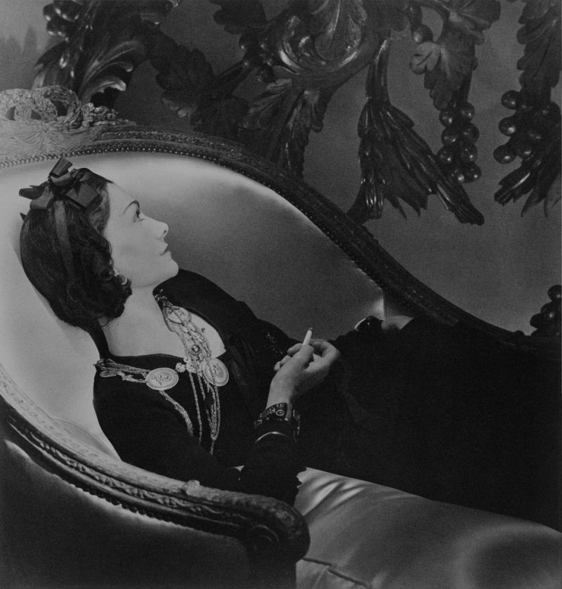 Horst P. Horst, Coco Chanel, Paris