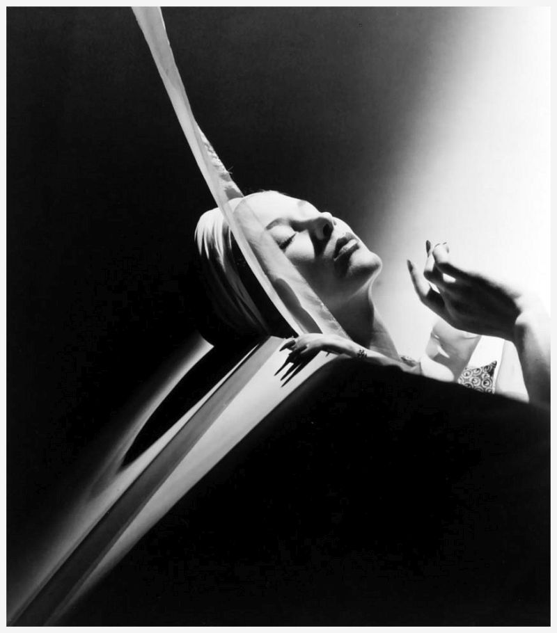 Horst P. Horst, Lisa with Turban, New York