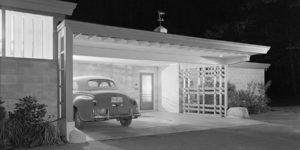 Ezra Stoller Photographs Frank Lloyd Wright