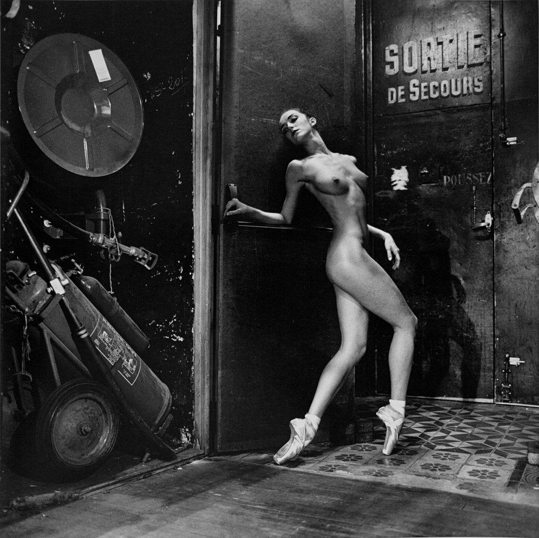Helmut Newton. Ballet de Monte Carlo, 1992 © Helmut Newton Estate