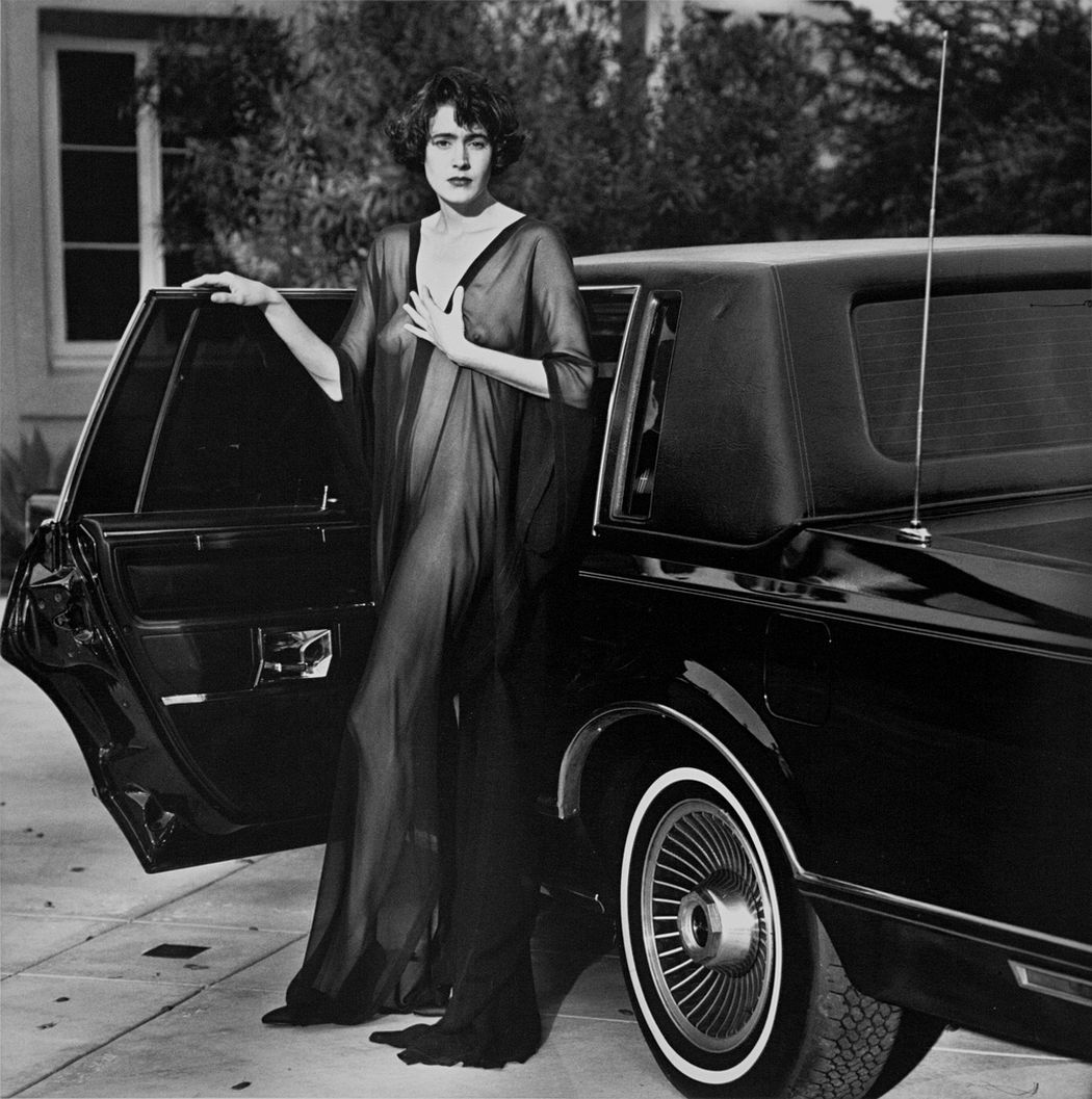 Helmut Newton Sean Young, Pasadena, California, 1990 © Helmut Newton Estate