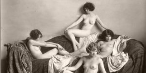 Biography: Photographer of Nudes – Alfred Cheney Johnston