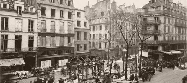 Vintage: Daily Life of Paris during World War I by Charles Lansiaux