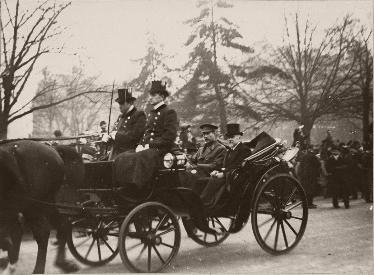 1918. Albert I of Belgium.